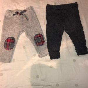 2 set pants Zara baby